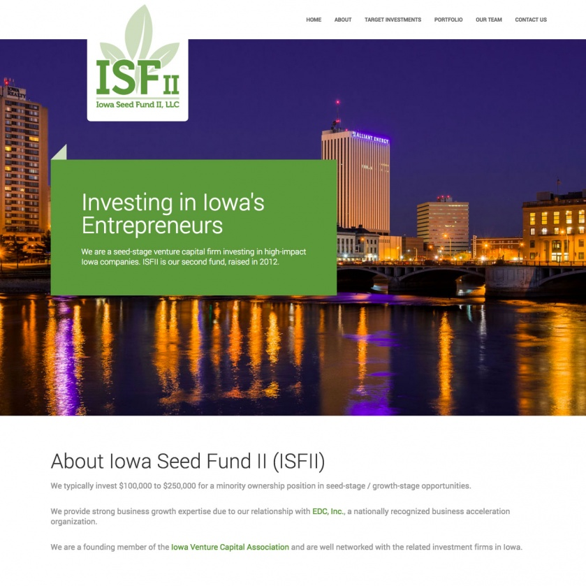 Iowa Seed Fund II