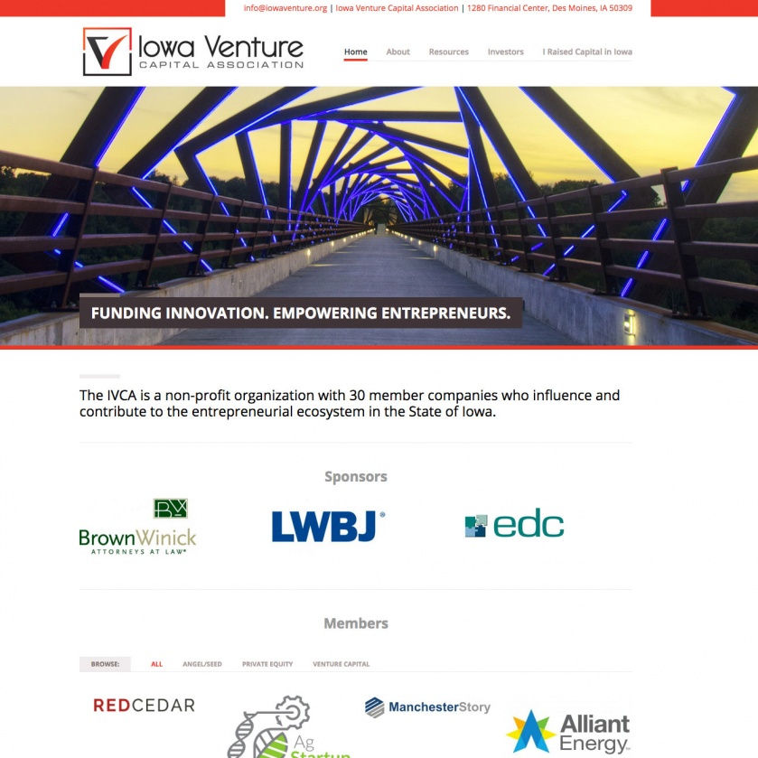 Iowa Venture Capital Association